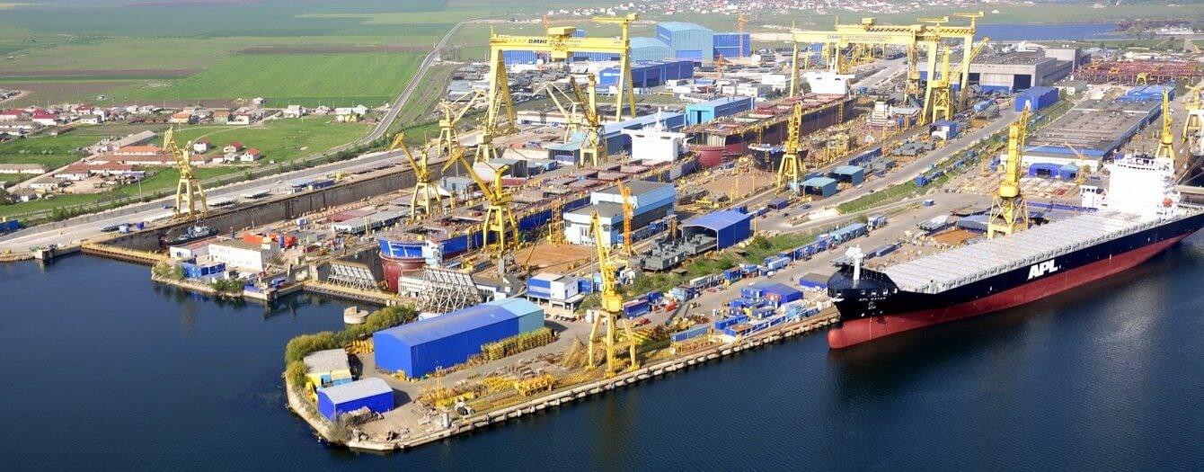 cea mai mare navă din lume