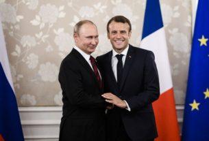 Macron- Putin