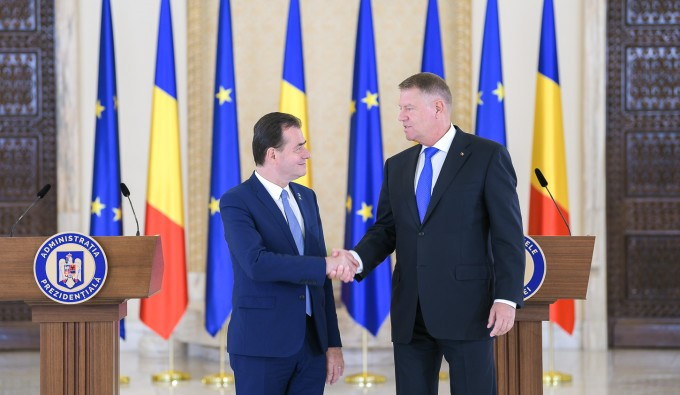 Iohannis-Orban