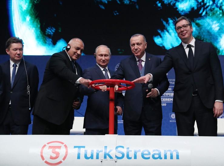 Erdogan, Vladimir Putin
